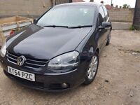 2005 Golf 2.0 FSI GT 5Dr Hatchback Automatic
