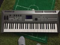 Yamaha keyboard MM6