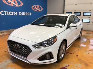 2019 Hyundai Sonata LEATHER! SUNROOF! BACK UP CAMERA!