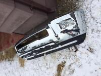 2008 dodge front bumper. With lights