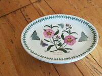 PORTMEIRION MEDIUM OVAL PLATES