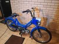 CLASSIC PUCH MOPED FOR SALE.