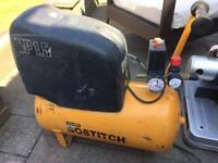 Stanley Bostitch Compressor 1.5hp