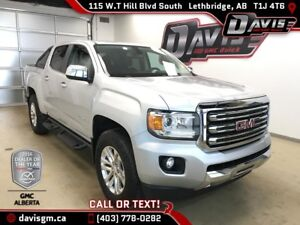 Used 2016 GMC Canyon-Navigation, Level Kit, Sports Bar, Heated L
