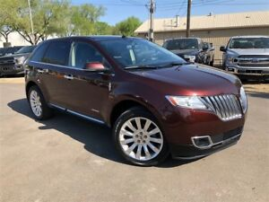 2012 Lincoln MKX Limited | Panoramic Moonroof | Navigation | Col