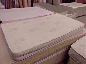 White single mattress