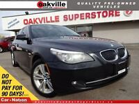 2010 BMW 528 i xDrive | CLEAN CARPROOF | LEATHER | POWER ROOF |