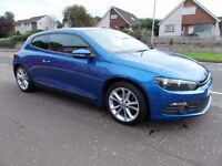 *VOLKSWAGEN SCIROCCO GT 2.0 TSi*2009REG*HEATED LEATHER*CLIMATE*STUNNING LOOKER*FULL SERVICE HISTORY*