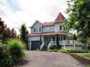 389 000$ - Maison 2 étages à vendre à St-Lazare