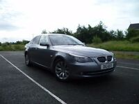 BMW 5 Series SE A EXCELLENT CONDITION* HIGH SPEC (Tax Band:I (£230 p/a)ONLY ONE PREVIOUS OWNER.