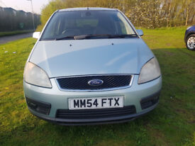 (54) FORD FOCUS C-MAX GHIA** ONLY 2 FORMER KEEPER**