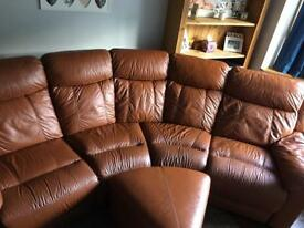 Sofa chair and storage
