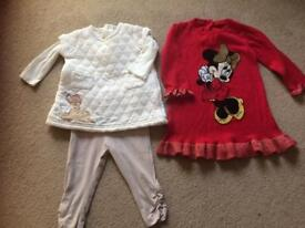 Girls 6-9 months outfits