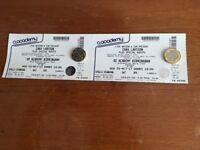 2 tickets Zara Larsson concert in Brum Academy