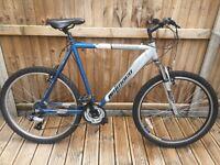 Ammaco Mountain aluminium Frame Mens Bike