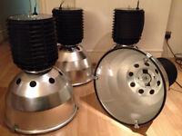 4 ABBEY RD STUDIO LAMPS
