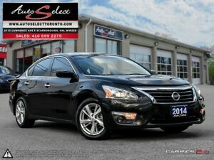 2014 Nissan Altima ONLY 89K! **BACK-UP CAMERA**SUNROOF**HEATE...