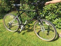"18 Speed Raleigh Activator II Mountain Bike - 26"" wheels"