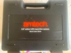 "Amtech 2.4"" Colour LCD Inspection Camera"