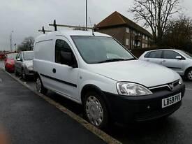 Vauxhall combo 1.3 diesel, manual