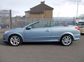 vauxhall astra 1.9 cdti 150 twintop Convertible 2008