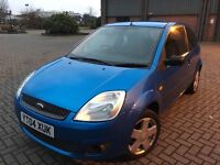 2004 Ford Fiesta 1.4 Flame 🔥 Limited Edition - 12 Months Mot - Drives Excellent - Corsa clio focus