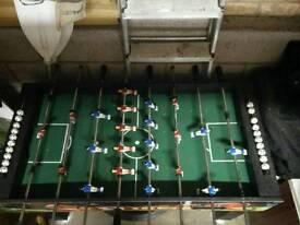 Table football (foosball)