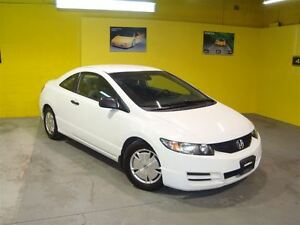 2009 Honda Civic DX-G ~ COUPE ~ EXTRA CLEAN ~ CERTIFIED ~