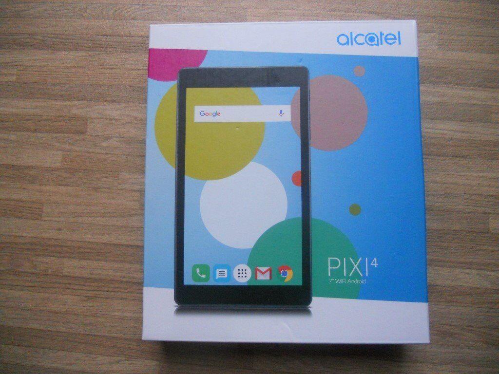 PIXI 4 alcatel tablet BRAND NEW & BOXED