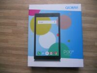 PIXI 4 alcatel tablet BRAND NEW & BOXED