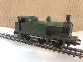 HORNBY STEAM TRAIN (Green)