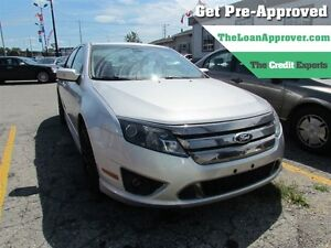 2012 Ford Fusion Sport * AWD * LEATHER * ROOF * CAM