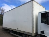 TRUCK BOX BODY 20 FOOT LONG, EXCELLENT CONDITION FOR RE FIT OR DRY STORAGE