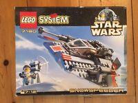 Collectible Official LEGO Star Wars: Snowspeeder Set 7130