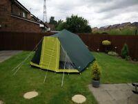 Spartan tent
