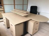 ***Modern Home Office Furniture Package***
