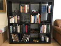 BLACK BOOKCASE FOR FREE