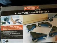 Removable wheels tranfer item