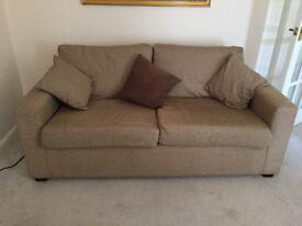 John Lewis sofa, 2/3 seater