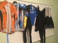 Cycling jerseys and bibs