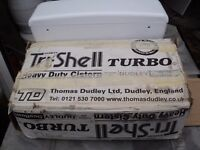 new dudley tri-shell heavy duty cistern
