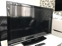SHARP 40 Inch Freeview LCD TV FullHD 1080p immaculate condition