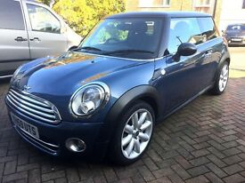 Mini Cooper D Hatchback 1.6 Diesel 2009 (59 Plate), New Service and Full History