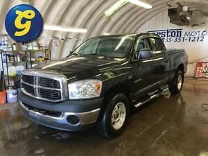 2008 Dodge Ram 1500 SXT*QUAD CAB*4WD**PAY $133.77 WEEKLY ZERO DO