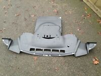 Chrysler 300c 2010 undertray 2 parts Brand New