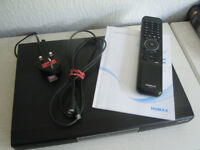 Humax Multi TV Channel Recorder.