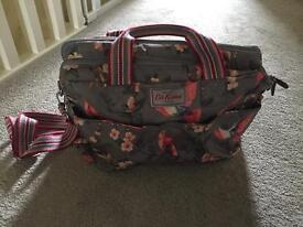 Cath kidston change bag