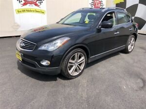 2011 Infiniti EX35 Luxury, Navigation, Sunroof, AWD, 54, 000km