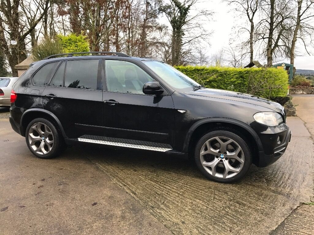 2007 bmw x5 3 0 diesel sport spec 20 inch alloys 8000 extras new model 7 seats mot. Black Bedroom Furniture Sets. Home Design Ideas