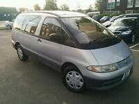1994 Toyota Lucida Estima Emina, 2.2 diesel. MOT, lots of service. Owned for 5 years. SPARES REPAIR